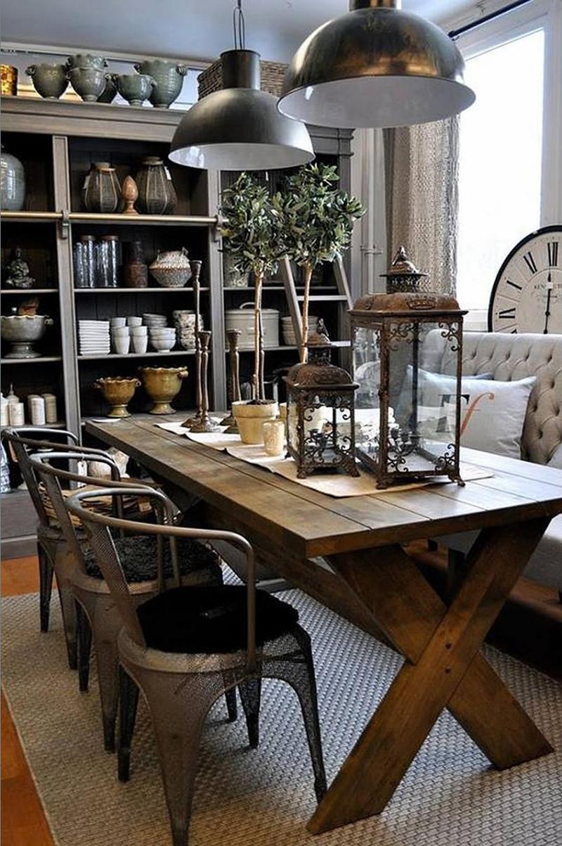 YM1741 DINNER TABLE